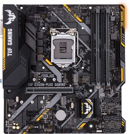 Mātesplate Asus TUF B360M-PLUS GAMING