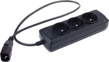 Natec NSP-0517 Power Strip 3 Sockets 0.6m