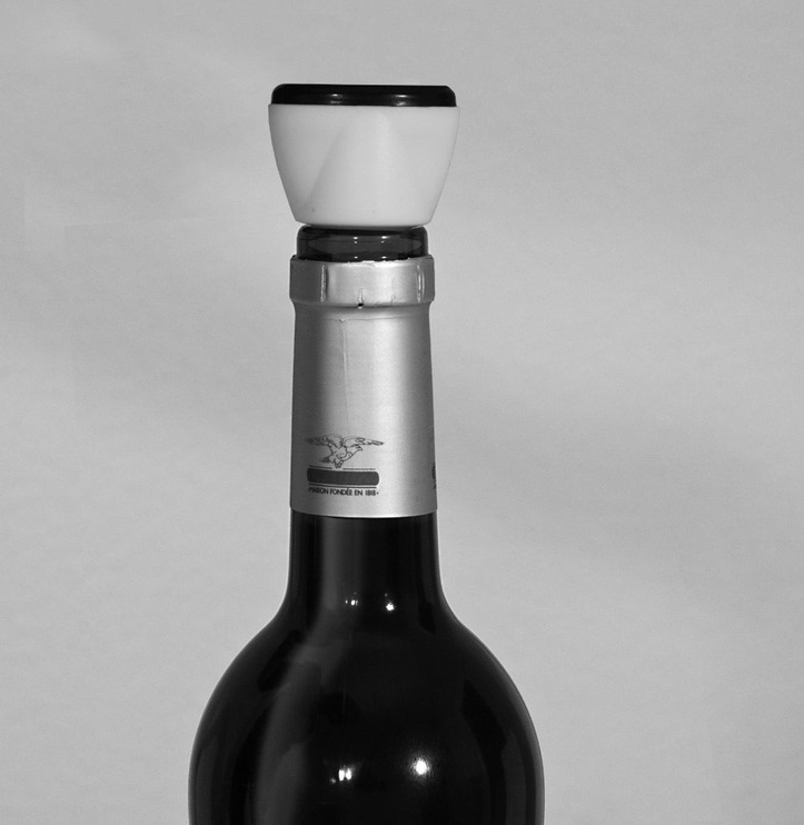 Caso 01322 Vacuum Wine Stoppers