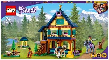 Конструктор LEGO Friends Лесной клуб верховой езды 41683, 511 шт.