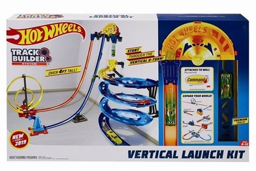 Mattel Hot Wheels Track Builder Vertical Launch Kit GGH70