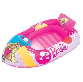 Pripučiamas plaustas Bestway Barbie, 114 x 71 cm