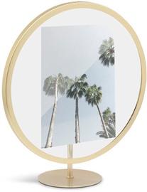 Umbra Infinity Photo Frame Brass 12x18cm