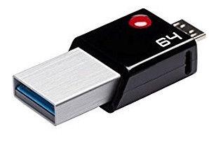 Emtec T200 Dual USB 64GB OTG