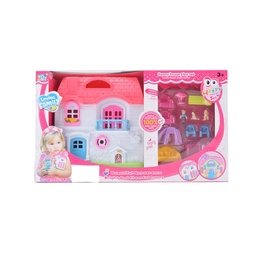 Žaislinis lėlių namelis 513081197