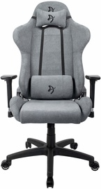 Игровое кресло Arozzi Torretta Soft Fabric Ash
