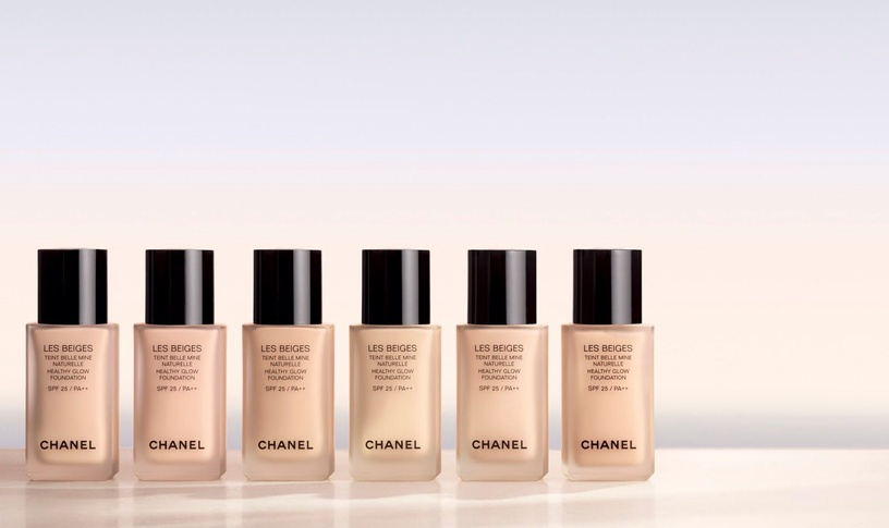 Chanel Les Beiges Healthy Glow Foundation SPF25 30ml 32