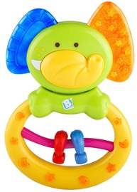 Bkids Rattle & Teether Elephant 4888