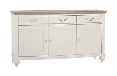 MN Chest Of Drawers 6290 20 3 White
