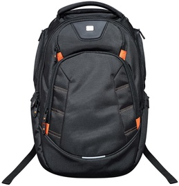 Canyon Notebook Backpack for 15.6'' Black