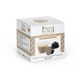 Kavos kapsulės Neronobile Cappuccino, 16 vnt.
