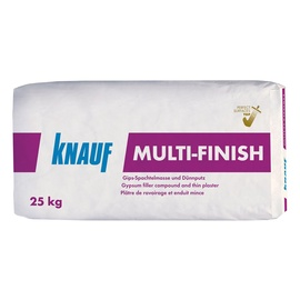 Gipsinis glaistas Knauf Multi-Finish, 25 kg