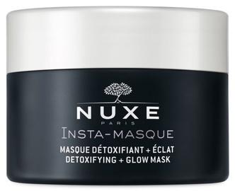 Veido kaukė Nuxe Insta Masque Detoxifying + Glow Mask, 50 ml
