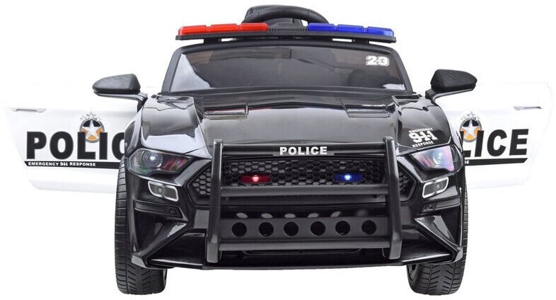 Bezvadu automašīna Police Car