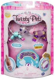 Apyrankių gaminimo rinkinys Spin Master Twisty Petz Panda Bunny And Surprise Collectible 1s