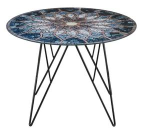 Home4you Prunus Coffee Table Black