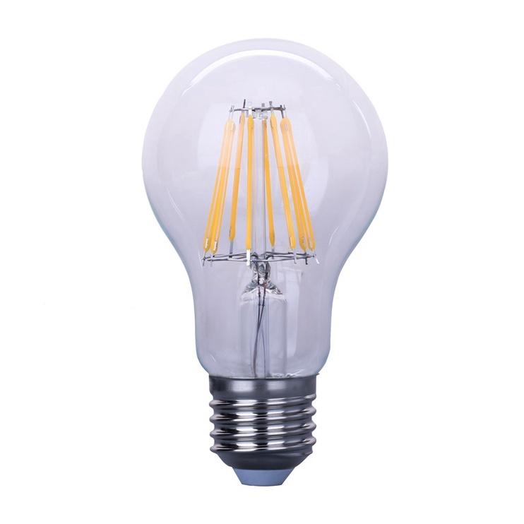 SP. LED A60 6W E27 830 FL 580LM 15KH (OKKO)