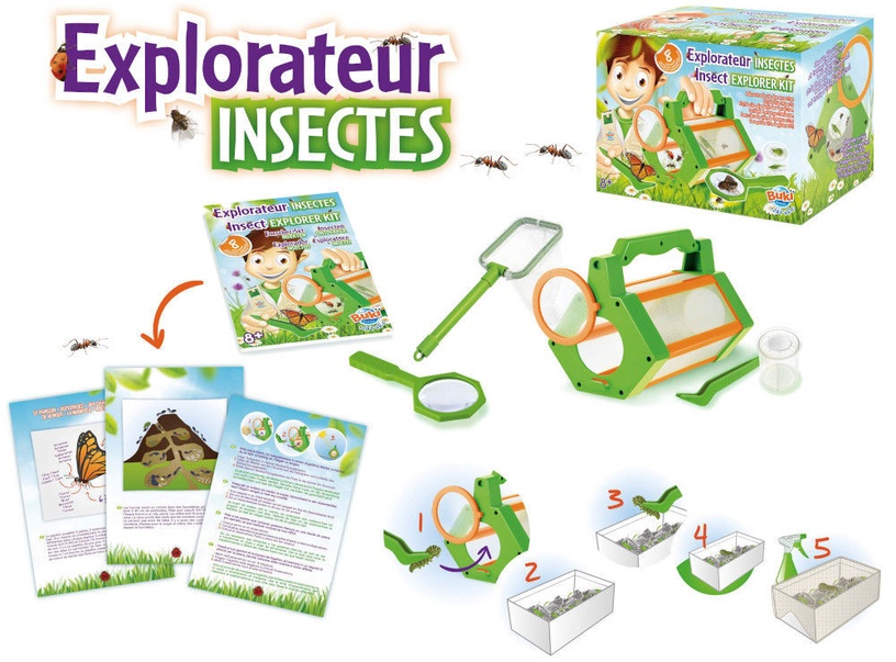 Buki France Nature Insect Explorer Kit
