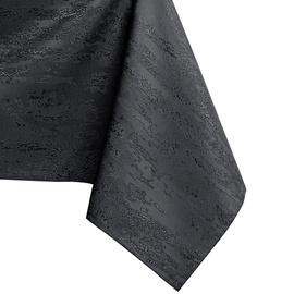 Скатерть AmeliaHome Vesta, черный, 1500 мм x 5000 мм