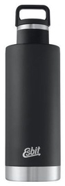 Esbit Scultor Insulated Standard Mouth 1000ml Black