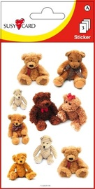 Herlitz Stickers Bears