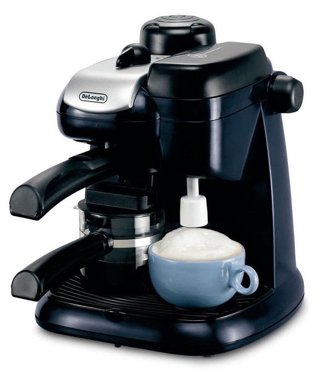 DeLonghi EC9.1 Coffee Machine Black/Blue