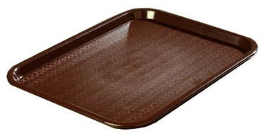 Carlisle FoodService Products Tray Brown