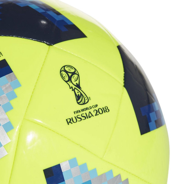 Adidas World Cup Glide 5 Yellow/Blue