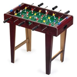 EcoToys Football Table 70x36cm Brown
