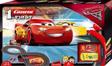Carrera FIRST Disney Cars 3 20063010