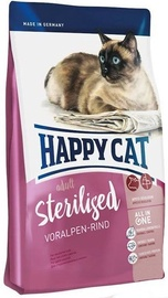 Happy Cat Sterilised Alpine Beef 4kg