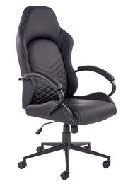Halmar Lifan Office Chair Black/White