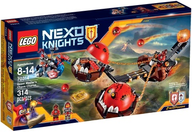 LEGO Nexo Knights Beast Masters Chaos Chariot 70314