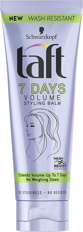 Schwarzkopf Taft 7 Days Volume Hair Styling Balm Cream Gel 75ml