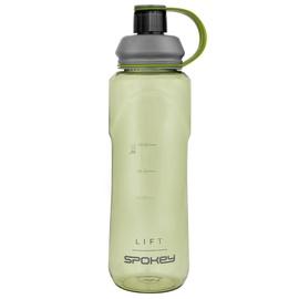 Бутылка для воды Spokey, зеленый, 0.8 л