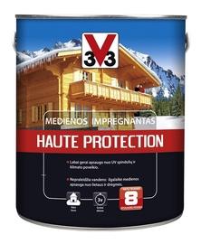Impregnantas V33 Haute Protection, žalias, 2.5 l