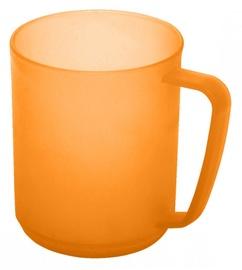 Plast Team Hawaii Cup With Handle 10.7x7.8x9.6cm 0.35l Orange