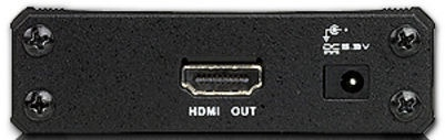 Aten VGA/Audio to HDMI Converter VC180-A7-G