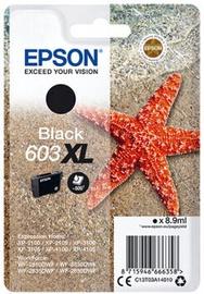 Кассета для принтера Epson 603XL, черный, 8.9 мл
