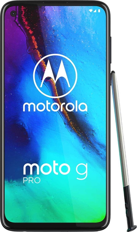 Mobilusis telefonas Motorola Moto G Pro Mystic Indigo, 128 GB