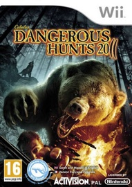 Wifi игра Cabela's Dangerous Hunts 2011 Wii