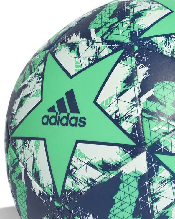 Adidas UCL Finale 19 Real Madrid Capitano Ball DY2541 Green Size 4