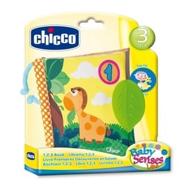 Chicco Baby Senses Line 1 2 3 Book