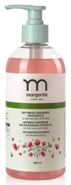 MARGARITA intīmās higiēnas mazgāšana ar dzērveņu ekstraktu, 400 ml