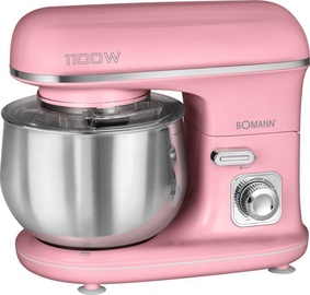 Bomann Food Kneading Machine KM 6030 Pink