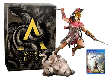 Assassin's Creed Odyssey Medusa Collector's Edition PS4