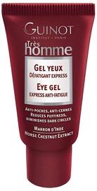 Acu krēms Guinot Tres Homme Anti-Fatigue Express, 20 ml