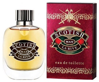 Tualetes ūdens La Rive Scotish Man 90ml EDT