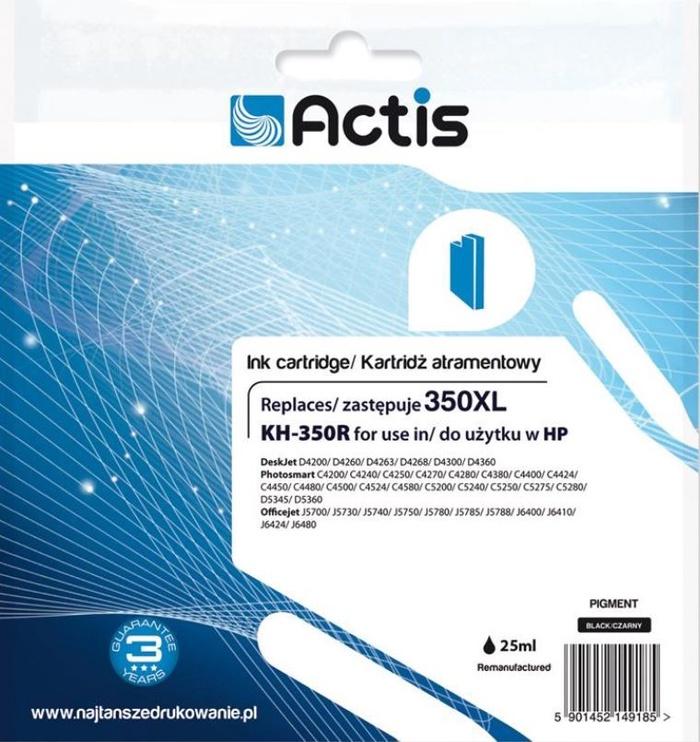 Кассета для принтера Actis Cartridge KH-350R For HP 35ml Black