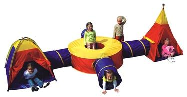Vaikiška palapinė-žaidimų centras Adventure 8905